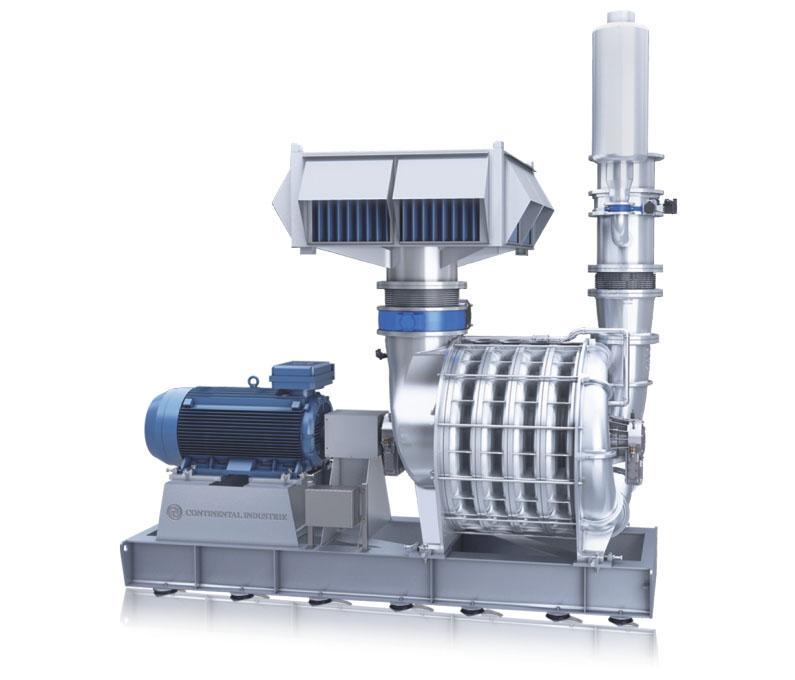 multi-stage-centrifugal-blowers SINGLE STAGE TURBO COMPRESSOR