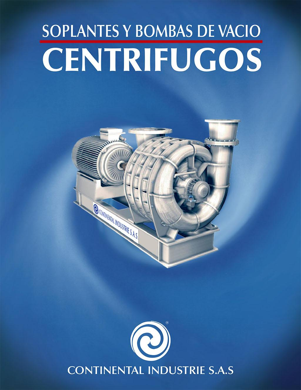 spanish-1 Manual Centrifugal Blowers Multistage
