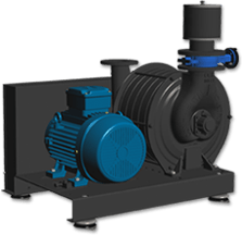 product-details-model-008 Multistage centrifugal blower model 008