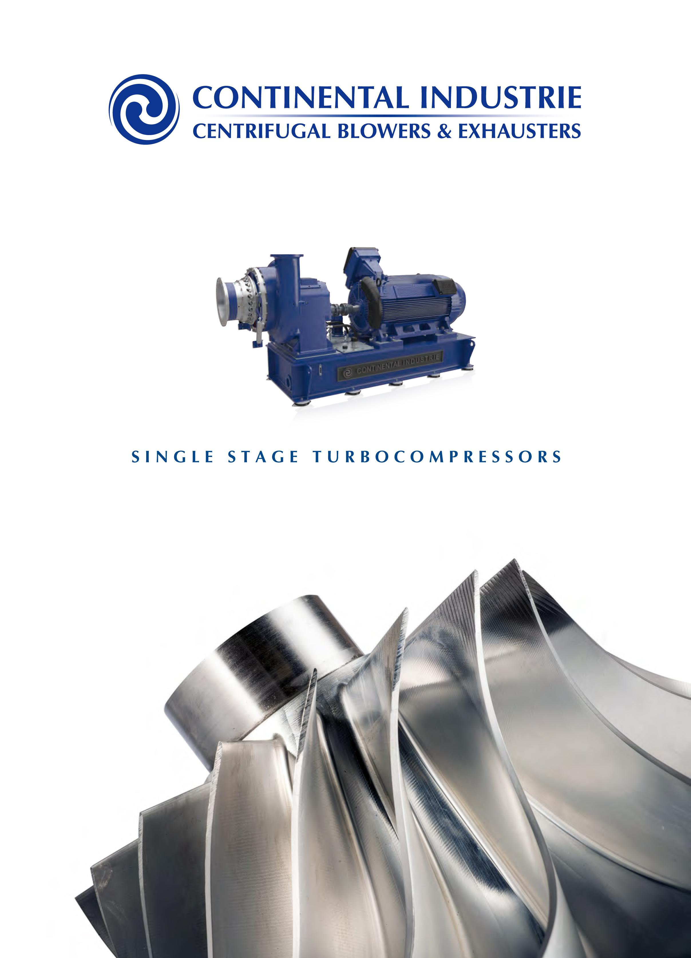 portada-turbo Manual Centrifugal Blowers Multistage